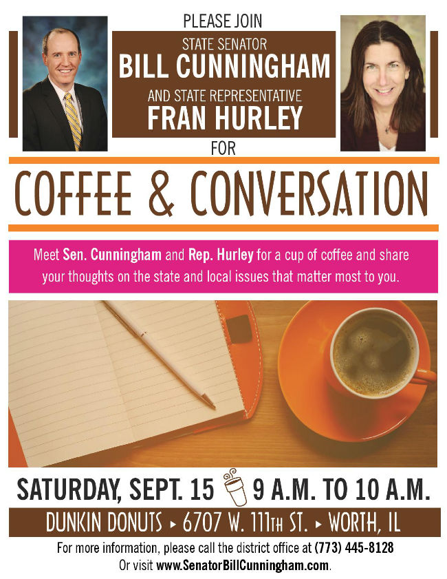 09152018 Cunningham Coffee and Convo flyer