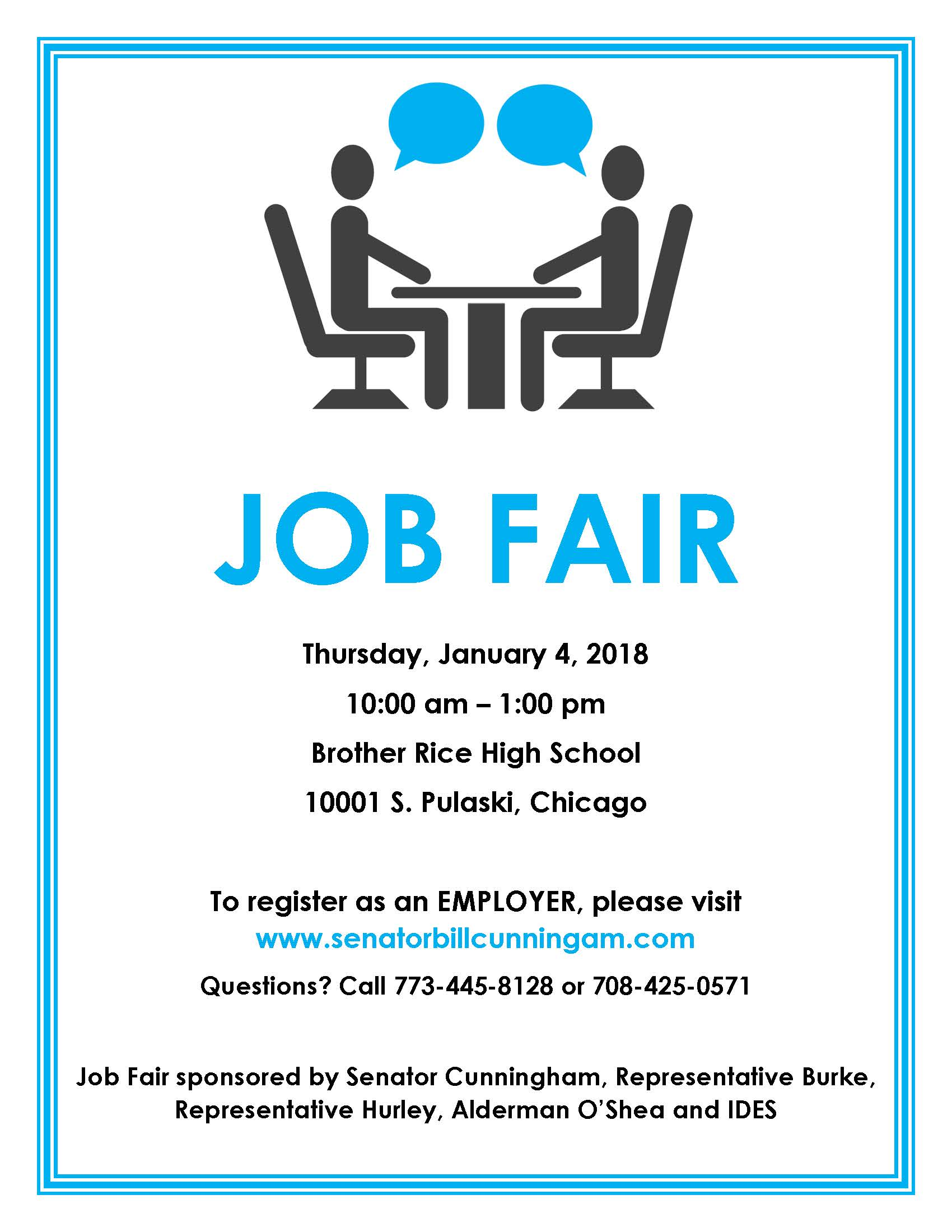 January 4 employers only flyer