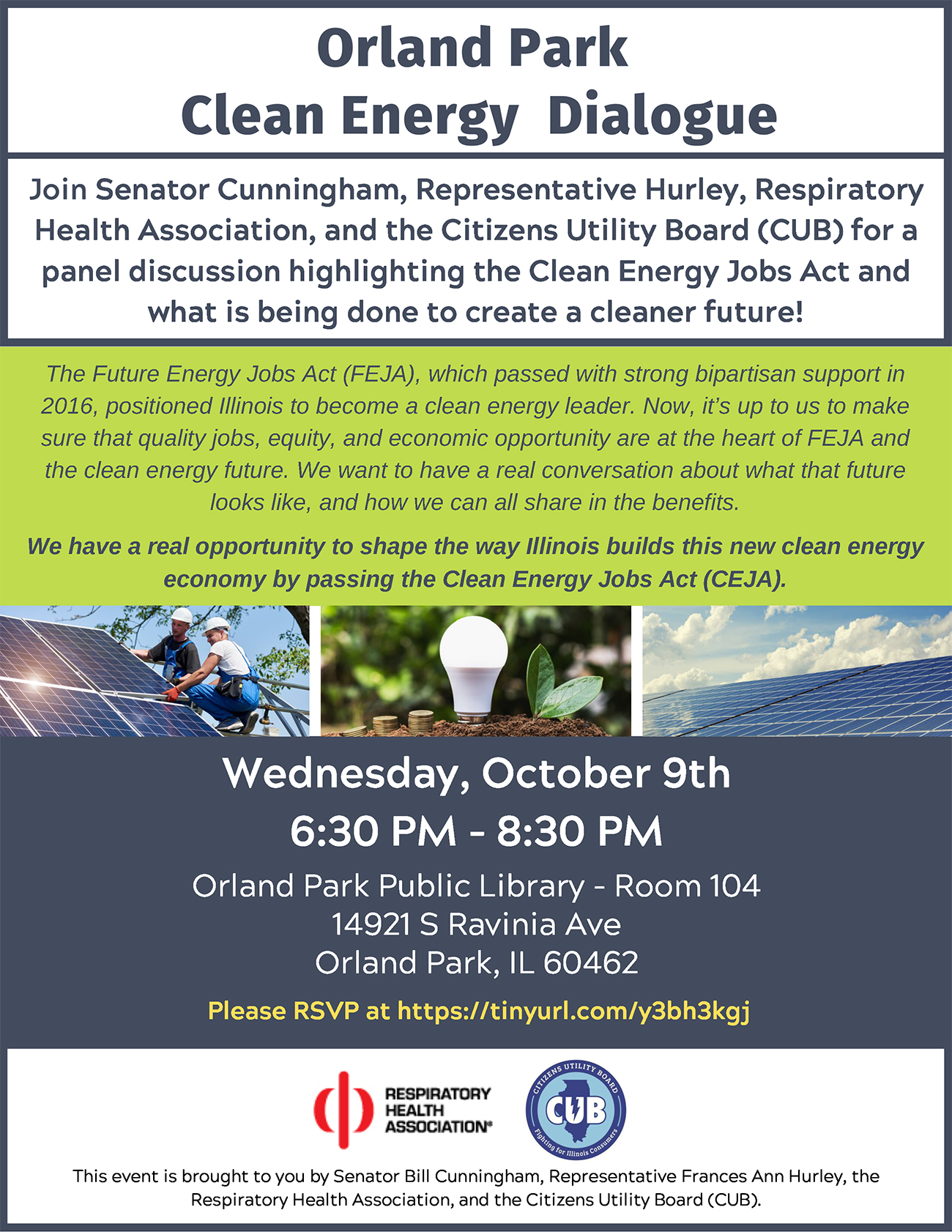 Orland Park Clean Energy Listing Tour